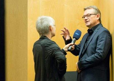 Vernissage-Interview