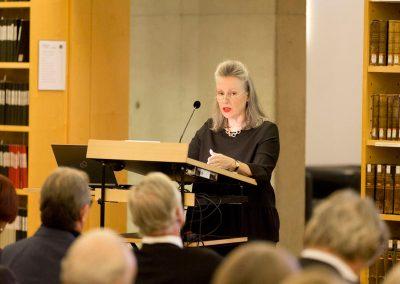 Prof. Dr. Birgit Recki, Universität Hamburg