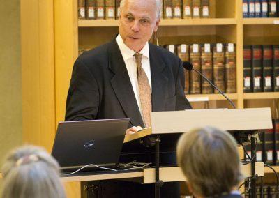 Hellmut Seemann, Präsident der Klassik Stiftung Weimar